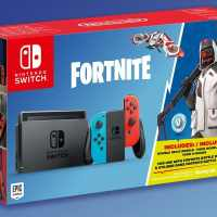 Nintendo anuncia un nuevo pack de Nintendo Switch con Fortnite