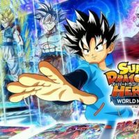 Nuevos detalles de Super Dragon Ball Heroes: World Mission