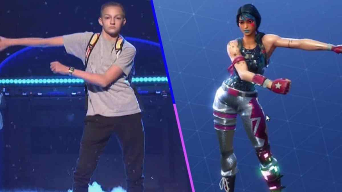 Backpack Kid también demandará a Epic Games por usar su baile en Fortnite