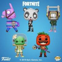 Llegan nuevas figuras Funko Pop de Fortnite